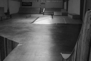 skatepark couvert le barp