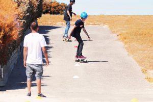 cours de skate biscarrosse