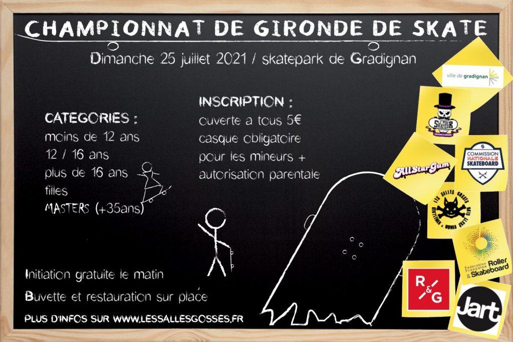 contest skate gradignan 2021