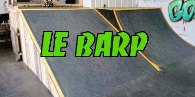 cours de skate au barp 33114